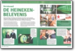 Heineken nl Magazine dec 2008